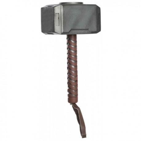 Martillo de Thor Mjolnir Vengadores Unidos infantil - Imagen 1
