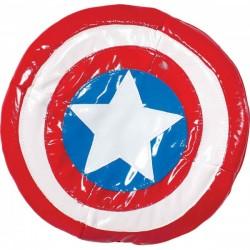 Escudo soft Capitán América Vengadores Unidos - Imagen 1