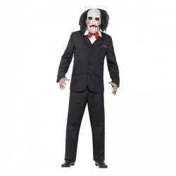 Disfraz de Jigsaw Saw para adulto - Imagen 1