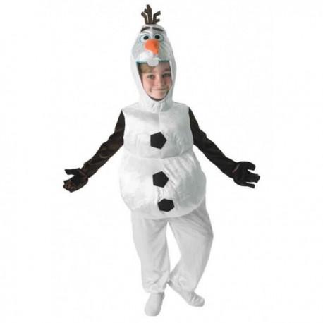 Disfraz de Olaf Frozen infantil - Imagen 1