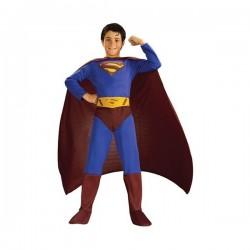Disfraz de superman returns para niño - Imagen 1