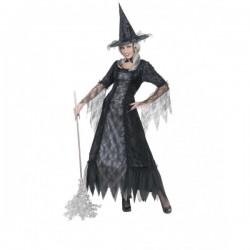 Disfraz de bruja arácnida para mujer - Imagen 1