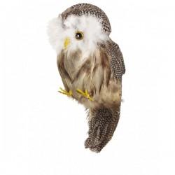 Búho con plumas - Imagen 1