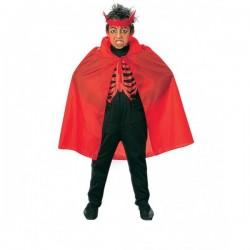 Capa roja infantil - Imagen 1