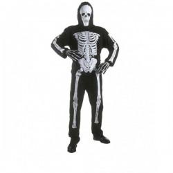 Disfraz de esqueleto clásico infantil - Imagen 1