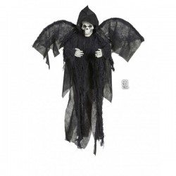 Muerte con alas colgante - Imagen 1
