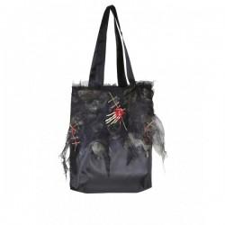 Bolso zombie con calaveras - Imagen 1