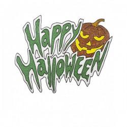 Pegatina para ventana Happy Halloween - Imagen 1