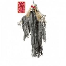 Esqueleto malicioso decorativo - Imagen 1
