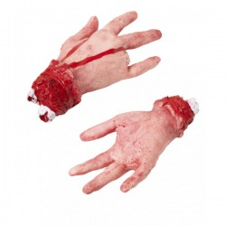 Mano cuatro dedos tamaño real - Imagen 1