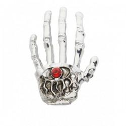 Broche mano de esqueleto - Imagen 1