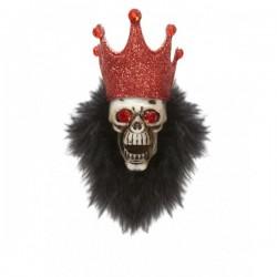 Broche vudú rey calavera - Imagen 1