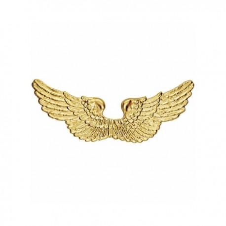 Alas de ángel doradas - Imagen 1