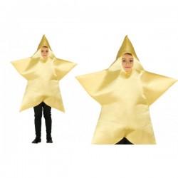 Disfraz de estrella de Navidad para niño - Imagen 1