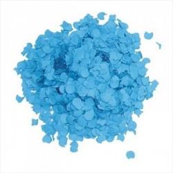 Bolsa de confetti azul 10 kilos - Imagen 1