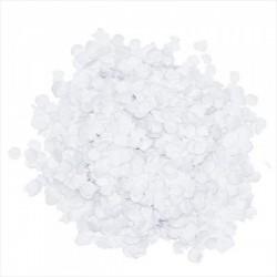 Bolsa de confetti blanco 5 kilos - Imagen 1