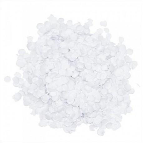 Bolsa de confetti blanco 10 kilos - Imagen 1