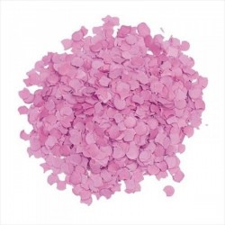 Bolsa de confetti rosa 5 kilos - Imagen 1