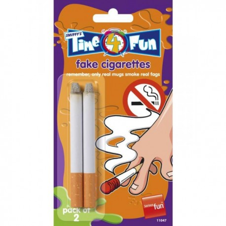 Cigarrillos de broma - Imagen 1