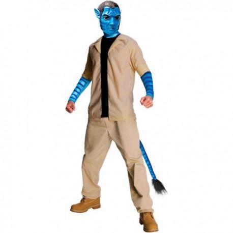 Disfraz de Avatar: Jake Sully - Imagen 1