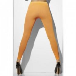 Leggings naranja neón - Imagen 1