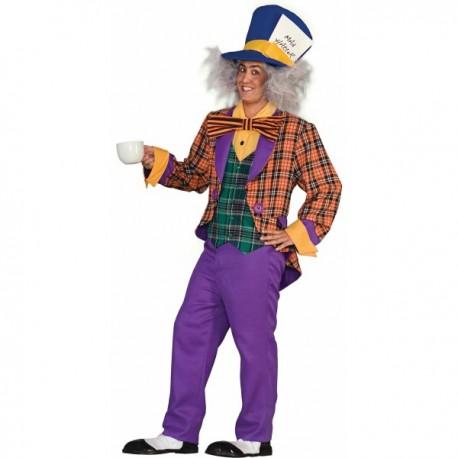 Disfraz de sombrerero loco - Imagen 1