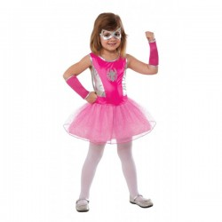 Disfraz de Spidergirl Pink tutú para niña - Imagen 1