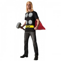 Kit disfraz de Thor para hombre - Imagen 1