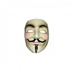 Máscara de V de Vendetta - Guy Fawkes - Imagen 1