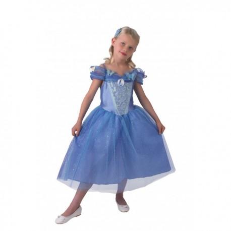 Disfraz de La Cenicienta Movie para niña - Imagen 1