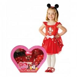 Disfraz de Minnie Mouse Bailarina para niña en caja - Imagen 1