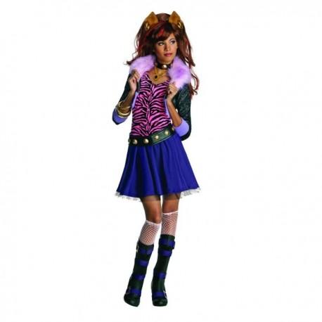 Disfraz de Clawdeen de Monster High - Imagen 1