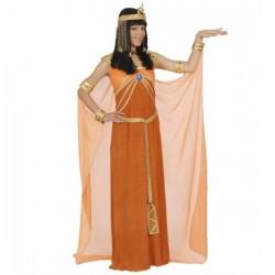 Disfraz de faraona egipcia para mujer - Imagen 1