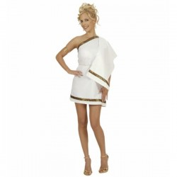Disfraz de griega sexy para mujer - Imagen 1
