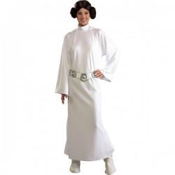 Disfraz de Princesa Leia Deluxe - Imagen 1