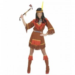 Disfraz de india Cheyenne para mujer - Imagen 1