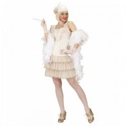 Disfraz de charleston 20´s para mujer - Imagen 1