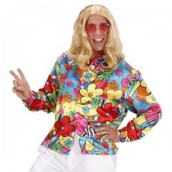 Camisa hippie para hombre - Imagen 1
