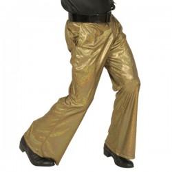 Pantalón disco dorado - Imagen 1