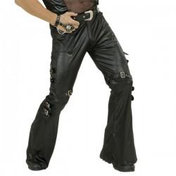 Pantalón de rockero para hombre - Imagen 1