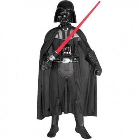 Disfraz de Darth Vader Deluxe para niño - Imagen 1