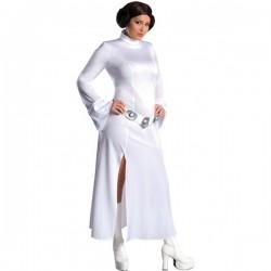 Disfraz de Princesa Leia talla grande - Imagen 1