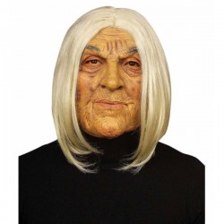 Máscara de vieja bruja - Imagen 1