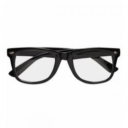 Gafas negras de hipster - Imagen 1
