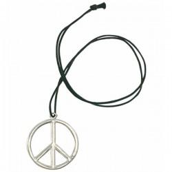 Collar símbolo de la paz - Imagen 1
