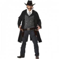 Disfraz de pistolero deluxe - Imagen 1