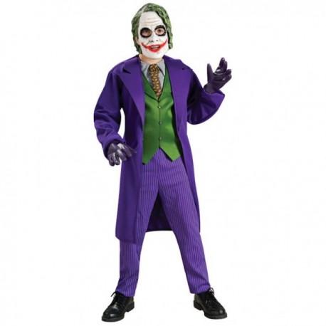 Disfraz de Joker Deluxe Niño - Imagen 1