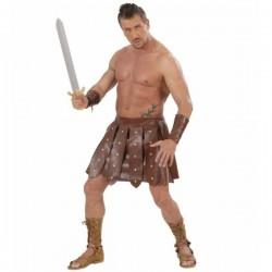 Kit disfraz de gladiador - Imagen 1