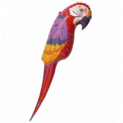 Loro hinchable caribeño - Imagen 1