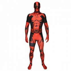 Disfraz de Deadpool Classic Morphsuit - Imagen 1